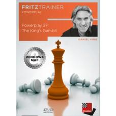 Power Play 27: The King's Gambit - Daniel King (P-0080)