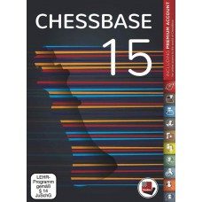 CHESSBASE 15 - pakiet startowy wersja angielska  (P-486/15)
