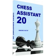 Chess Assistant 20 z silnikiem Stockfish (P-0068)