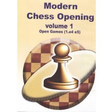 Modern Chess Opening vol. 1. Open games 1.e4 e5 (P-510/1)