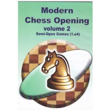 Modern Chess Opening vol. 2. Semi-Open Games 1.e4 (P-510/2)