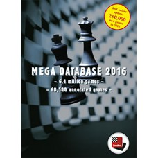 CHESSBASE MEGA DATABASE 2016 (P-0007)