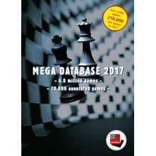 CHESSBASE MEGA DATABASE 2017 (P-0009)