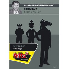 Rustam Kasimdzhanow - Strategy. Step by step (P-0014)