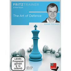 The Art of Defence by Sergei Tiviakov (P-0023)
