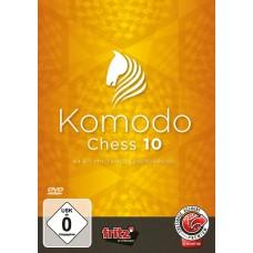 KOMODO CHESS 10 ( P-137/K10 )