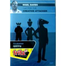 """""""1. e4 dla kreatywnych agresorów"""" Nigel Davies-(P-141)"""