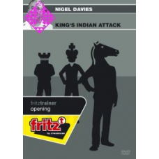 "N. Davis ""1. Sf3 - ATAK Królewsko-Indyjski"" (P-214)"