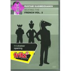"""Rustam Kasimdzanow """"Jak pokonać francuską - część 2""""    (P-307)"""