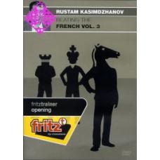 """Rustam Kasimdzanow """"Jak pokonać francuską - część 3""""    (P-311)"""