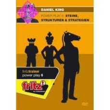 """Daniel King """"Piony i figury -Struktury i strategie"""" (P-312)"""