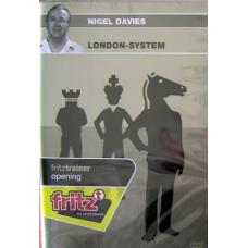 """""""System Londyński"""" Nigel Davies (P-401)"""