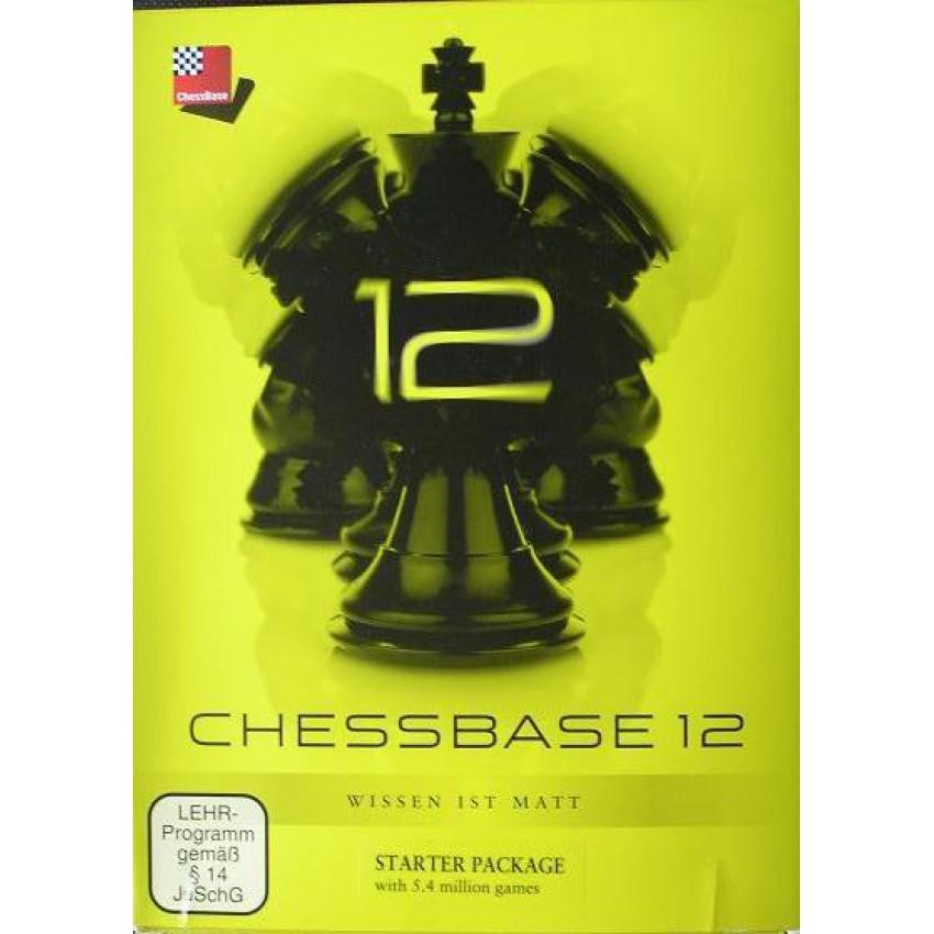 Chessbase 12 Pakiet Startowy 5 Mln Partii P 48612