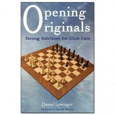 "Daniel Lowinger ""Opening Originals. Strong Sidelines for Club Cats"" ( K-5052 )"