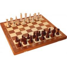 Szachy turniejowe składane nr 5  BHB (S-12/BHB)