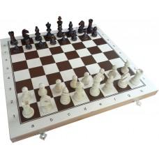 Szachy turniejowe składane Nr 4 SZKOLNE (S-190)