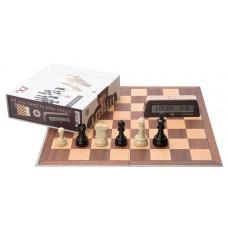 Zestaw DGT - Starter Box (figury, szachownica, zegar DGT 1002) (S-214)