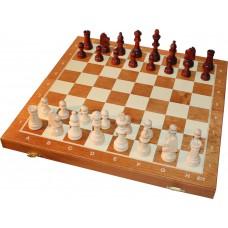 Szachy Magnetyczne rozmiar turniejowy nr 4 (S-101)