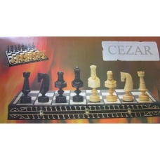 Szachy Cezar duży ( S-102)