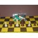 Figury szachowe Staunton nr 4 w worku (S-1)