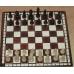 Szachy drewniane magnetyczne Ekstra (S-140)