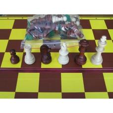 Figury szachowe Staunton nr 5/II w worku ( S-2/II )