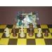 Figury szachowe Staunton nr 6 w worku (S-3)