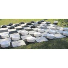 Warcaby ogrodowe (Plenerowe,parkowe)-(S-43/W)