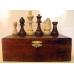 Figury szachowe Staunton nr 7 w kasetce (S-4/k)