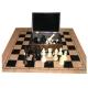 Figury szachowe Caissa lux 6 DW w kasetce (S-53)
