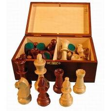 Figury szachowe Staunton nr 5 w kasetce (S-5)