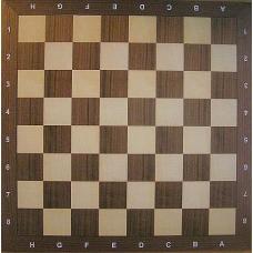 Szachownica drewniana nr 5 orzech ( S-8/orzech/lit)