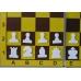 Szachy demonstracyjne magnetyczne składane na 4 ( S-95 )