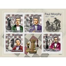 Mistrzowie Paul Morphy (ZN-109)