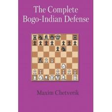 The Complete Bogo-Indian Defense - Maxim Chetverik (K-5790)