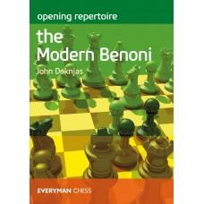 Opening Repertoire: The Modern Benoni - John Doknjas (K-5859)
