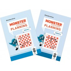 Monster Your Endgame Planning - Część 1 i 2 - Efstratios Grivas (K-5722/kpl)