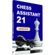 Chess Assistant 21 (DVD) (P-0093)