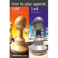 How to play against 1d4 and 1e4 - Richard Palisser i Neil Mcdonald (K-5288)
