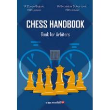 Chess Handbook (podręcznik dla arbitra) - IA Zoran Bojovic i IA Branislav Suhartovic (K-5298)