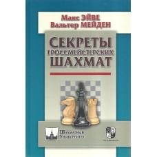 Sekrety Arcymistrzowskich Szachów - M. Euwe, W. Mejden (K-5392)