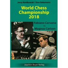 Jerzy Konikowski, Uwe Bekemann - WORLD CHESS CHAMPIONSHIP 2018 (K-5598)