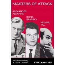 Alexander Raetsky, Maxim Chetverik  - Masters of Attack (K-5599)