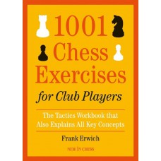 Frank Erwich - 1001 Chess Exercises for Club Players (K-5639)