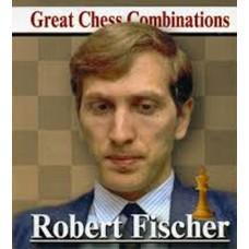 A. Kalinin - Robert Fischer - Great Chess Combinations - format kieszonkowy 9 x 8.7 cm (K-5743)