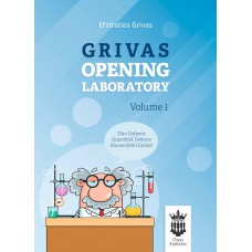 Grivas Opening Laboratory - Część 1: Slav Defence, Gruenfeld Defence and Blumenfeld Gambit - Efstratios Grivas (K-5772/1)