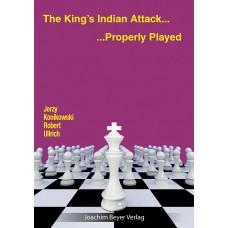J. Konikowski, R. Ullrich - The King's Indian Attack... Properly Played (K-5645)