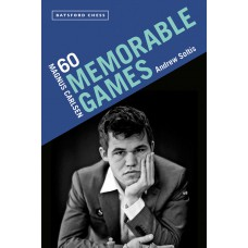 Magnus Carlsen: 60 Memorable Games - Andrew Soltis (K-5943)