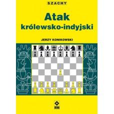 """Jerzy Konikowski """"Atak królewsko-indyjski"""" ( K-5221 )"""