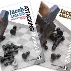 Jacob AAGAARD - Attack Manual 1 & 2 - Zestaw (K-2478/set)